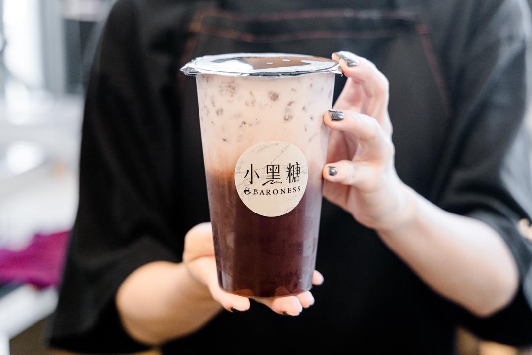 wintermelon milk tea